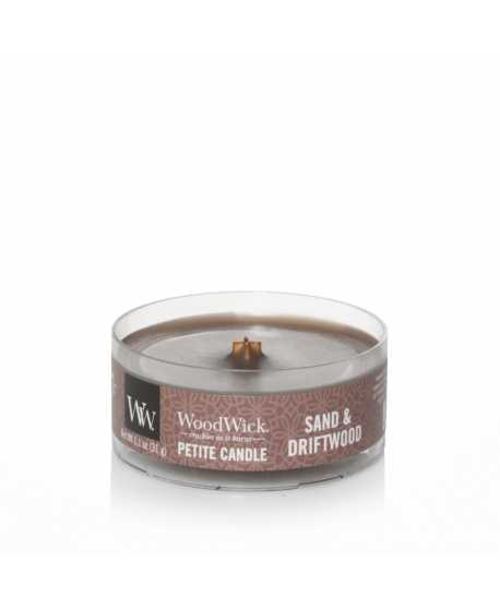 PETITE CANDLE SAND & DRIFTWOOD