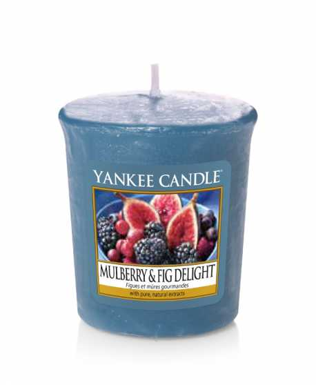 CLASSIC VOTIVE MULBERRY & FIG DELIGHT