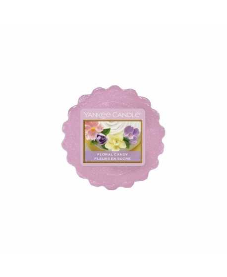 CLASSIC WAX MELT FLORAL CANDY